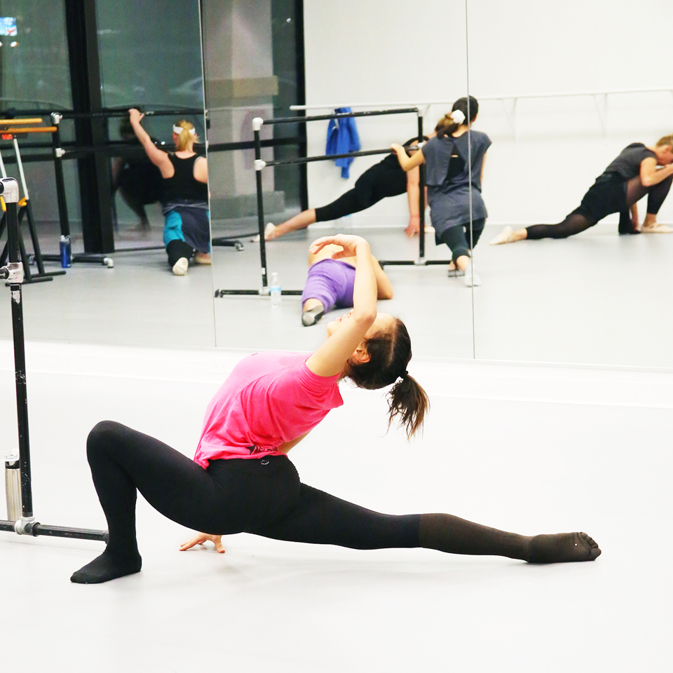 Adult ballet classes near me