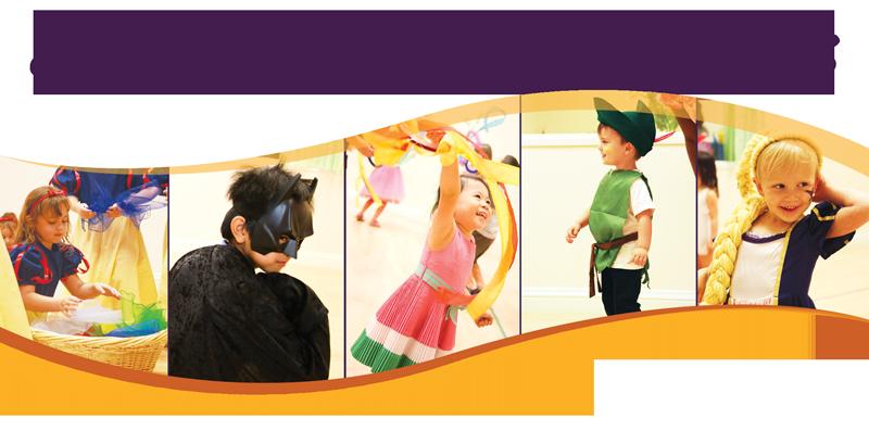 StoryDance Childrens Birthday Parties